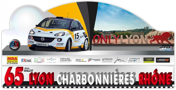 Rallye Lyon-Charbonnires 2013